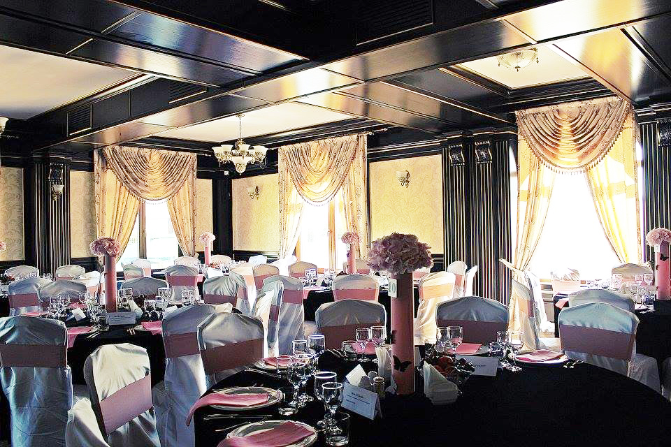 Decoratiuni Restaurant Premier Class Iasi